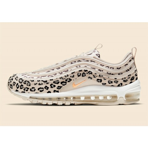 Nike Air Max 97 Leopardenmuster Beige CW5595-001